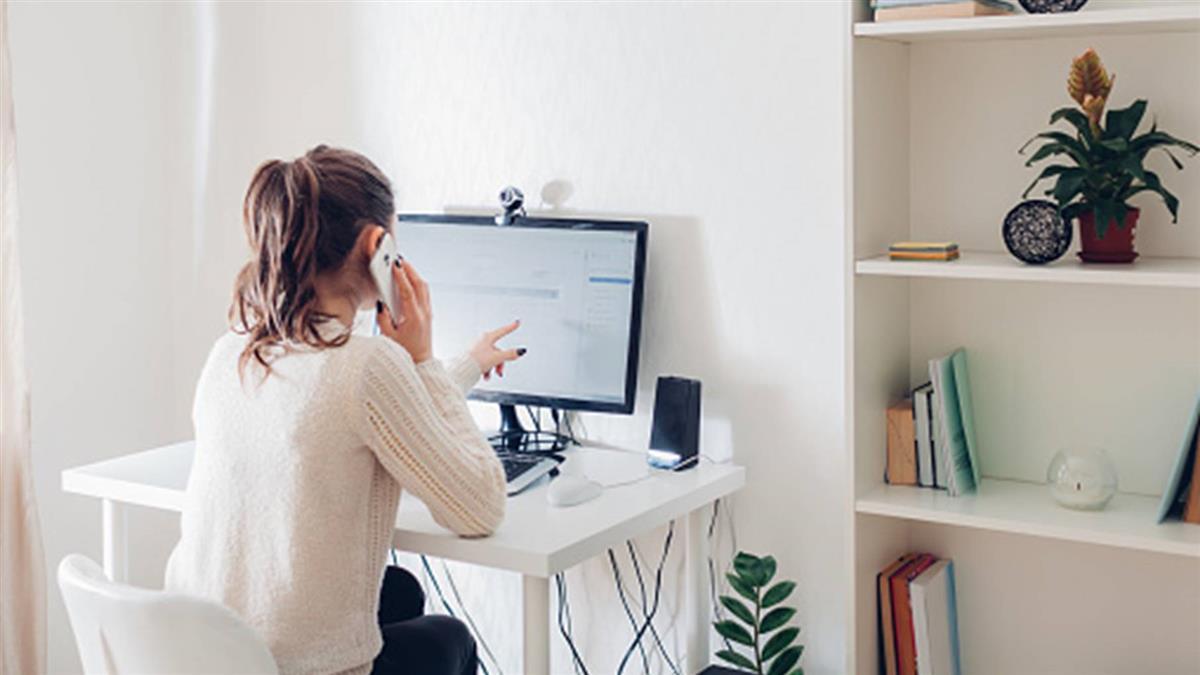 居家辦公久坐超傷身 大腸癌機率大增24%