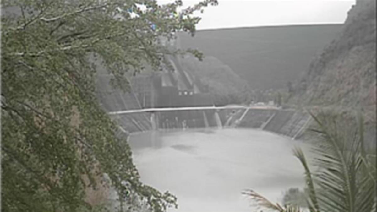雨彈狂灌南台灣!全台水庫進帳6788萬噸 最大贏家曝光