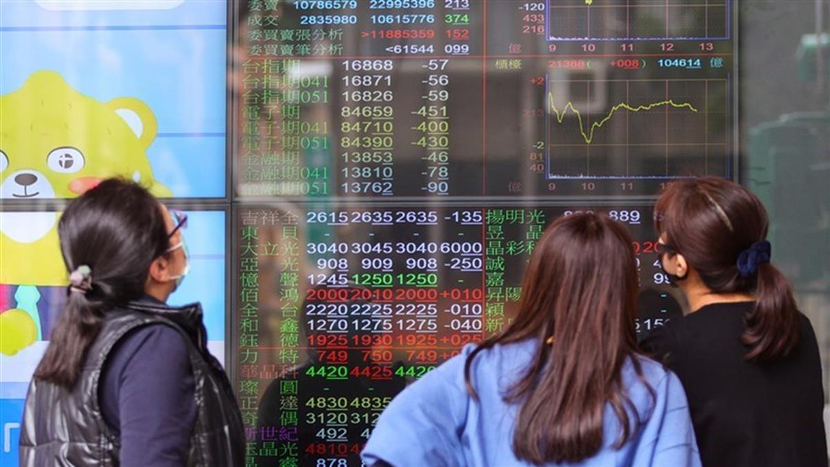 航運股成交額占台股近4成 16檔飆漲停