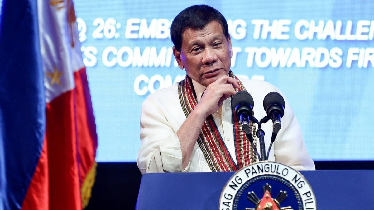 菲律賓接種率太低 杜特蒂怒了:不打疫苗就坐牢