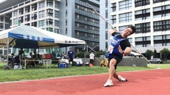 東奧測驗賽飆85.03公尺 標槍好手黃士峰連2屆叩關奧運