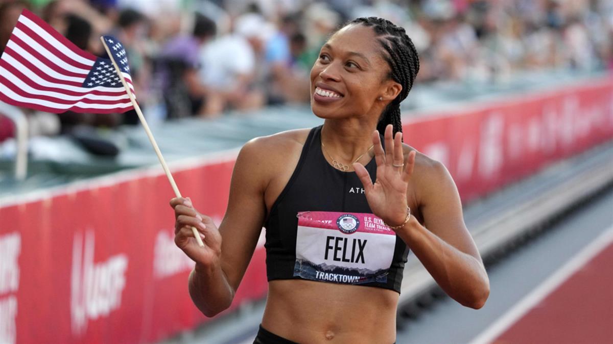 選拔賽衝出好成績 美田徑女將菲麗絲搶進東奧