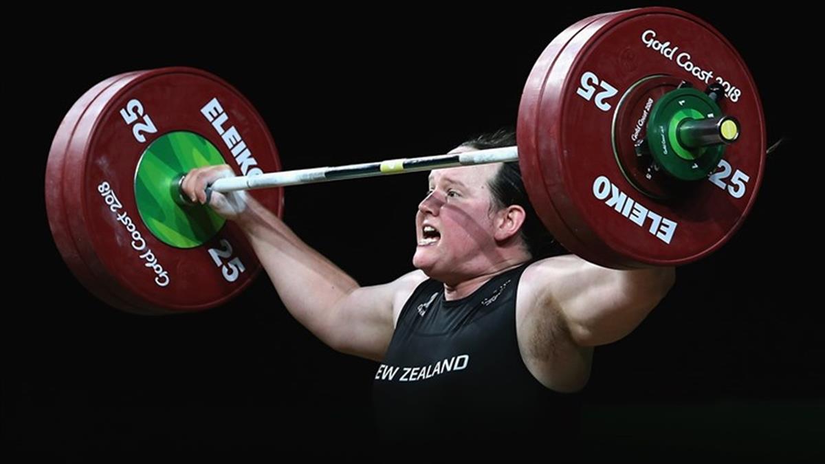 奧運史上第一人 紐西蘭變性舉重選手將征戰東奧
