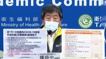 最新疫苗接種順序出爐 7月起9類人都可打