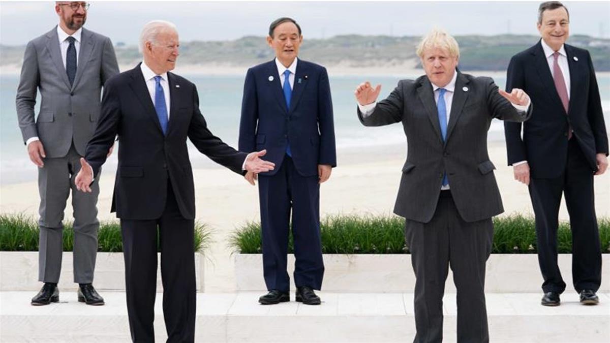 震撼彈!北京恐嚇文件被公開 G7恐聯合對抗中國