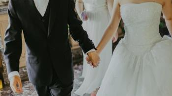 準新娘生氣禮金只收到40萬  譙尪「把我當妓女」…下秒捲款悔婚