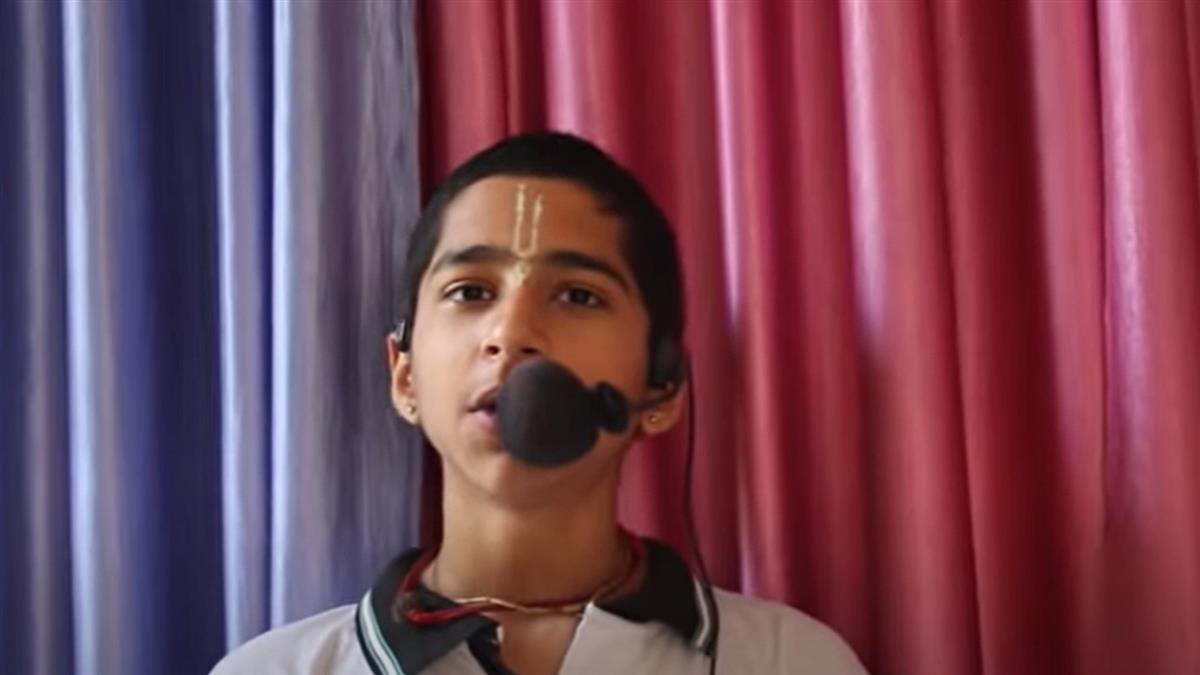 印度神童再丟震撼彈 直接點名中國:那裡並不安全!