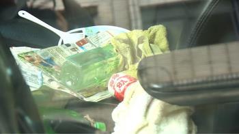 停車超過6小時!駕駛坐車上身亡 身旁有感冒藥袋