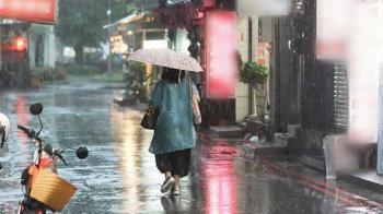 梅雨滯留鋒北移 中南部連5天防大雨