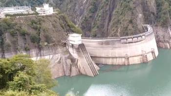 德基水庫水位持續微幅上升  拚達夏季規線