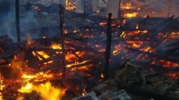 武術館大火活活燒死18人 目擊者曝恐怖現場:聽到小孩的哭聲