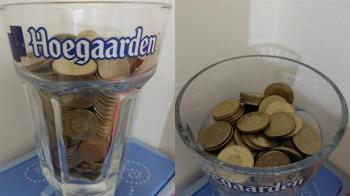 他「超愛存50元硬幣」 過來人曝慘痛經驗:到銀行1萬4變9千