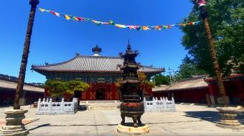 既神秘又雄偉,750年歷史的北京白塔寺重新開放啦!