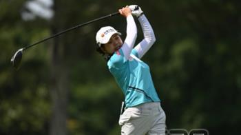 徐薇淩未晉級女子PGA錦標賽 奧運門票提前到手