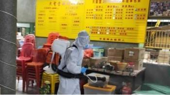 接種疫苗後拒戴口罩 麵攤老闆確診後病逝