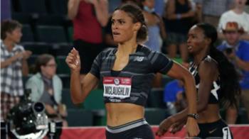 美國21歲好手破女子400公尺跨欄世界紀錄 奪東奧門票