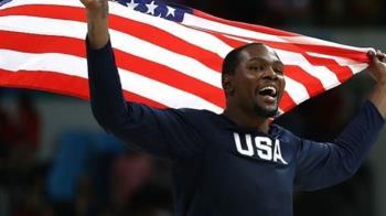 東奧/杜蘭特領軍力拼奧運四連霸 美國夢幻隊12人名單正式出爐