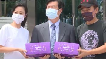 吳宗憲北醫捐快篩試劑 反擊外界指控:太多人講風涼話