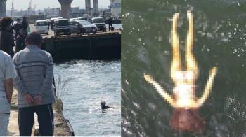 「全裸浮屍」被沖上岸 正妹拍片目睹嚇壞