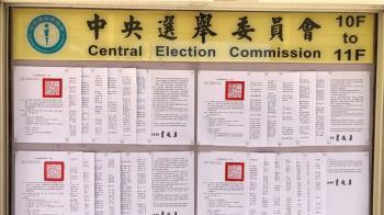 4項公投延期 中選會:12月18日投票