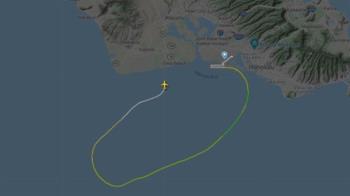 快訊/波音737貨機迫降夏威夷海域 機上2人平安獲救