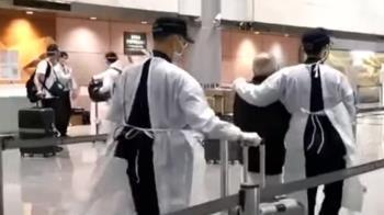 入境普篩! 傳護理師採檢累爆 怒吼:我們不是超人