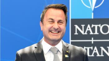 盧森堡總理染疫住院 情況嚴重但穩定