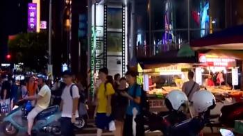 夜市攤販街頭打游擊討生活 派出所長嘆:這罰單我開不下去