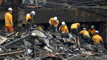 日本土石流累積7死 27人仍失聯