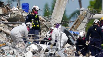 邁阿密倒塌大樓再尋獲8住戶遺體 目前36死109人失蹤