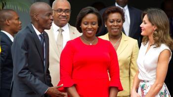 海地第一夫人重傷後首發聲:我在哭泣!親曝總統遭刺殺內幕