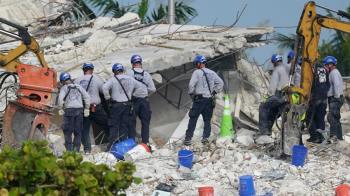 邁阿密大樓倒塌!死亡增至86人 9樓住戶黑貓存活