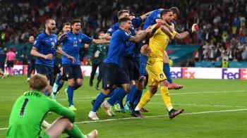 義大利奪歐國盃冠軍!PK大戰氣走英格蘭 捧隊史第2座金盃