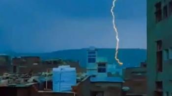 印度狂傳雷擊 2省1天內至少38死