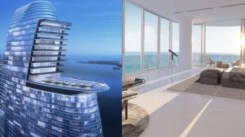 13億台幣頂級豪宅將完工,坐擁空中海景、隨房附跑車⋯超狂內裝搶先一覽!