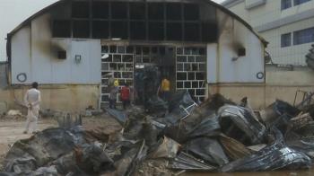 伊拉克新冠病房「氧氣瓶爆炸」惡火已釀至少66死