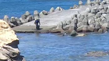 獨/禁水域活動!東北角潛水仍活躍 勸導完後偷偷再下水