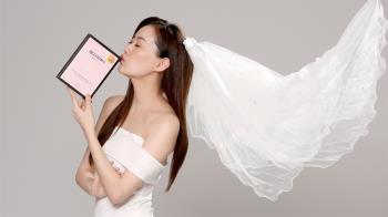 耗資千萬科技打造面膜!蓓朵娜全新「婚紗面膜」一上市就爆賣
