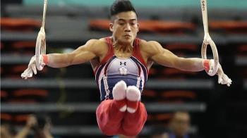 體操好手游朝偉右膝十字韌帶斷裂 洪源禧遞補出賽