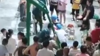 24歲男打籃球後「猛灌冰水」突倒地 搶救1小時仍救不回