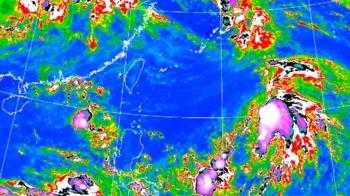 準烟花颱風恐直接侵台!最新路徑圖曝光 下周要警戒