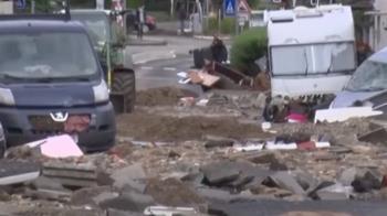 極端暴雨席捲西歐 百年一遇洪災釀91人罹難