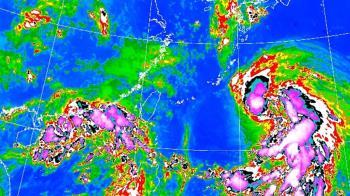 又有颱風恐生成!這天起雷雨彈來襲 全台降雨熱區曝