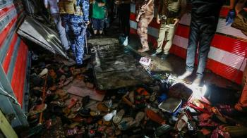 伊拉克市集炸彈攻擊!已釀35死60傷 IS宣稱犯案