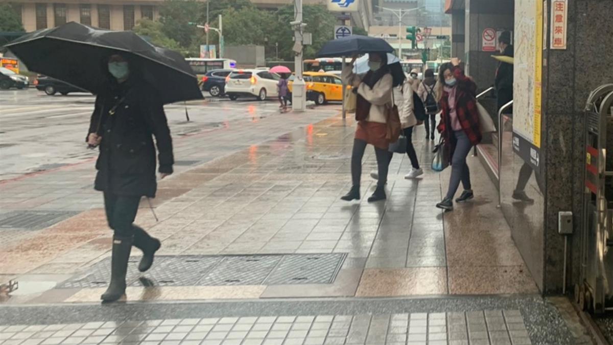 烟花發布海警 北市災害應變中心2級開設