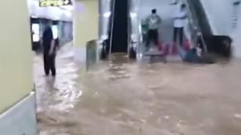 鄭州暴雨灌地鐵「12人慘死」 乘客絕望:我最後一條訊息