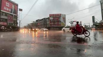 第三輪接種遇颱攪局 北市打到周四、基桃宜周五六暫停
