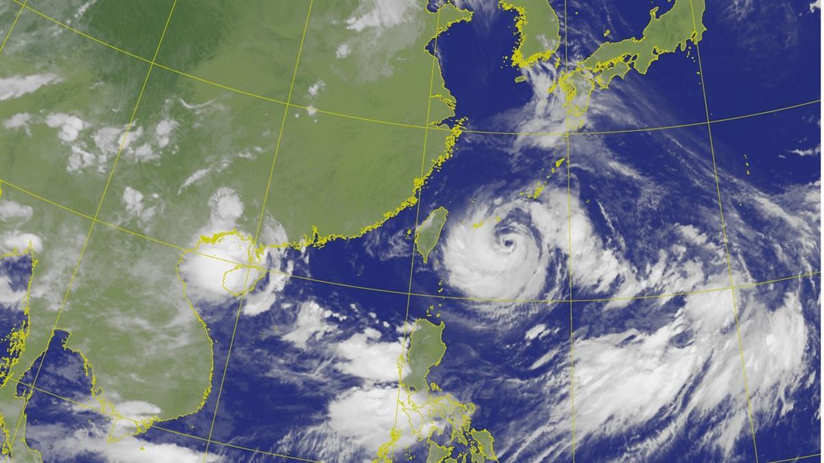 颱風放假機率高嗎?路徑分析、各地風雨時程1次看