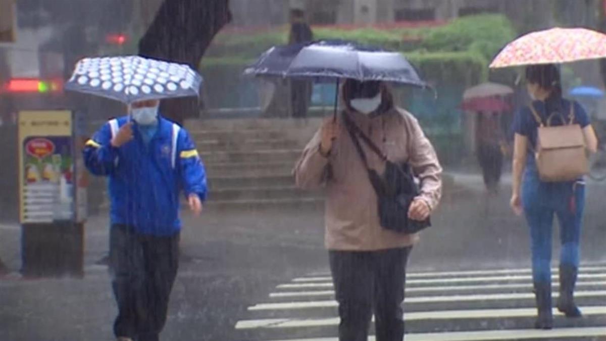 1年沒放假!颱風見台灣就跑 網驚爆恐怖後果
