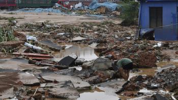 河南大暴雨已33死8失聯  300萬人受災